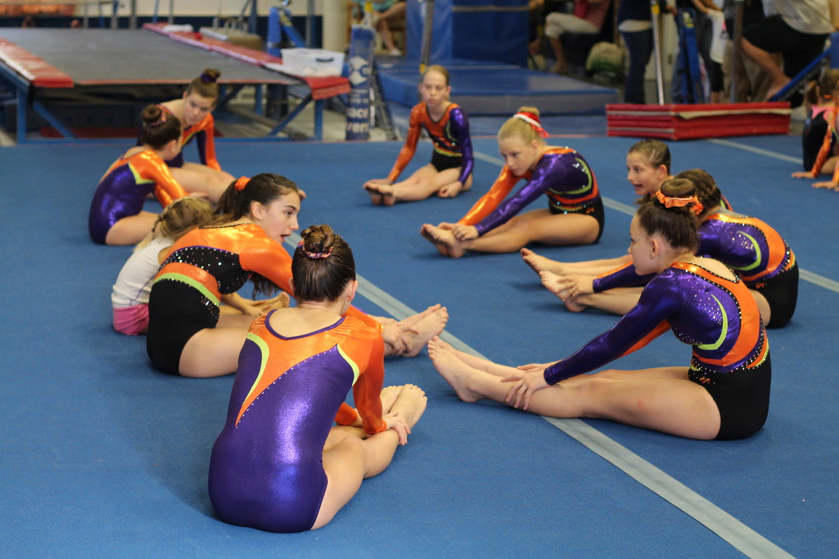 Fall Gymnastics